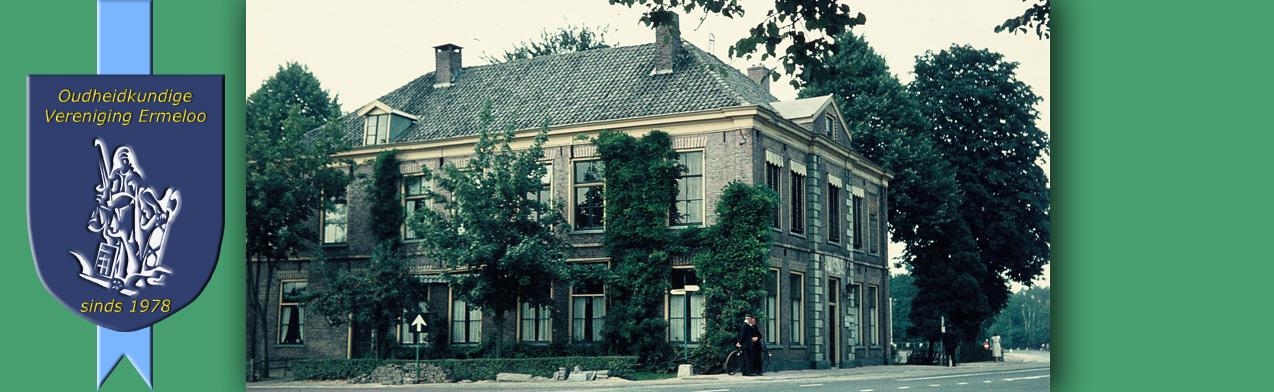 Gemeentehuis (1864-1977) - Ermelo